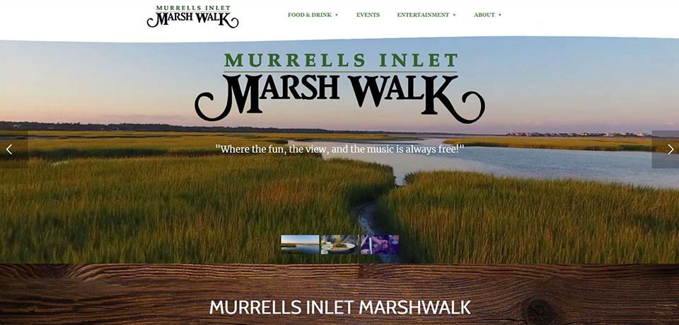 Murrells Inlet MarshWalk